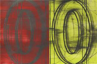 David Row, Voodoo, Lithograph