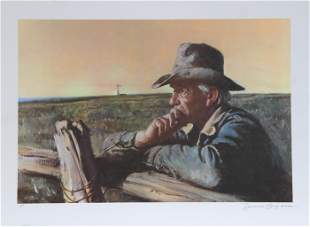Duane Bryers, All The Yesterdays, Lithograph