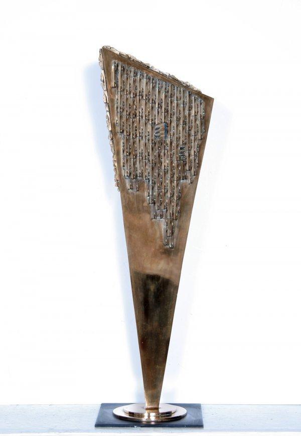 23: Stefan Vladescu, Pandora's Box, Bronze Sculpture