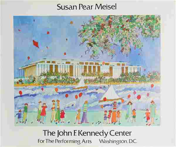 Susan Pear Meisel, John F. Kennedy Center for the