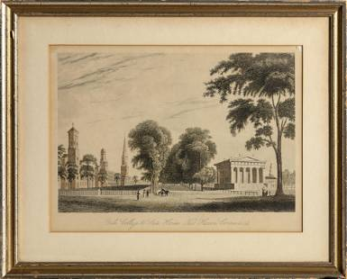 Alexander Jackson Jackson Davis, Yale College and State