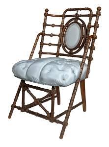 George Hunzinger, Walnut Side Chair, Walnut