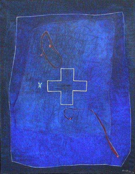 14: Eduardo Arranz-Bravo, Pisces from the Zodiac Series