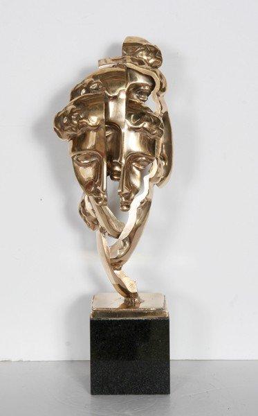 16: Arman, Fragments de Venus, Bronze Sculpture