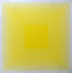 18: Richard Anuszkiewicz, Spectral Nine - 5, Silkscreen