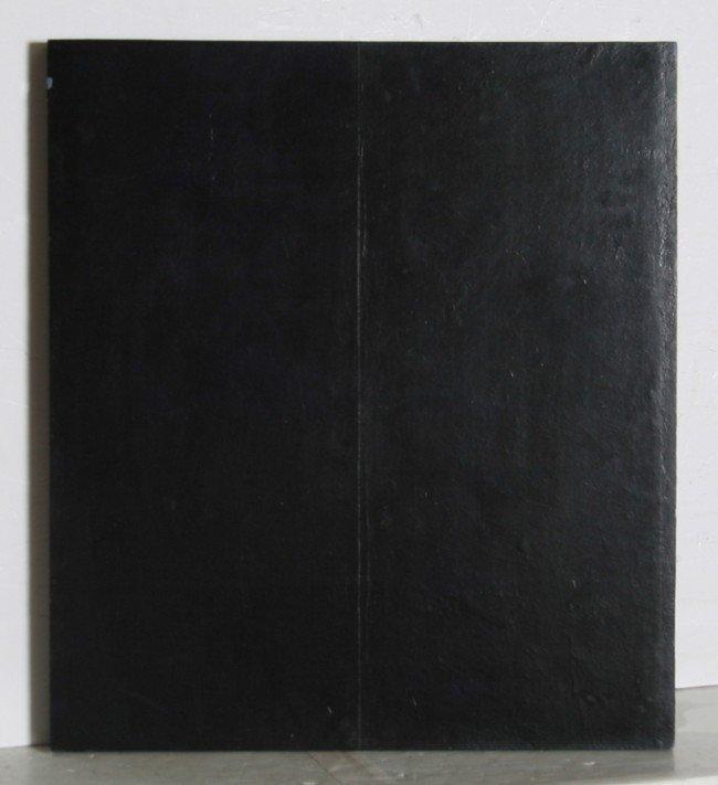 139: John Gaspar, Black Oil Painting