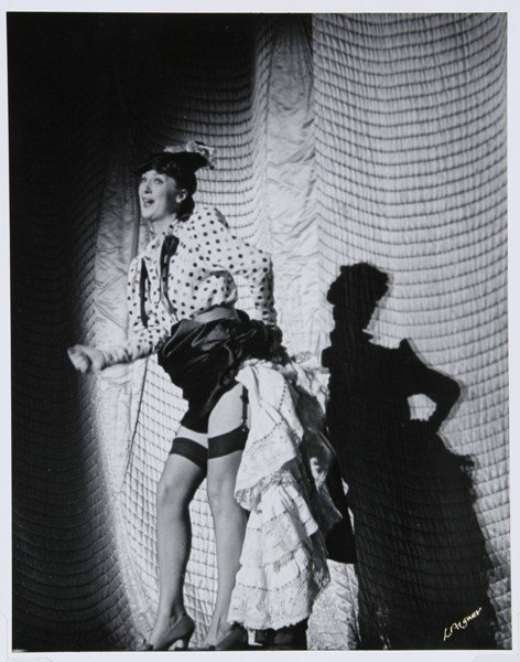 7: Lucien Aigner, Gypsy Rose Lee, Photograph