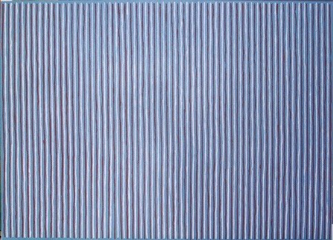 249: Gene Davis, Sonata, Lithograph