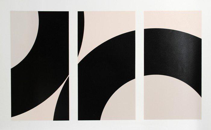 256: Nassos Daphnis, SS 19-78, Silkscreen