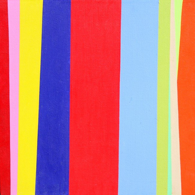 260: Jay Rosenblum, Gradus and Parnassum, Oil Painting