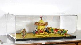 594: Keith Haring, Luna, Luna, Pop-up Carousel Folder