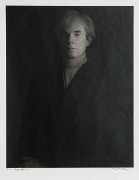 Curtis Knapp, Andy Warhol, Photograph