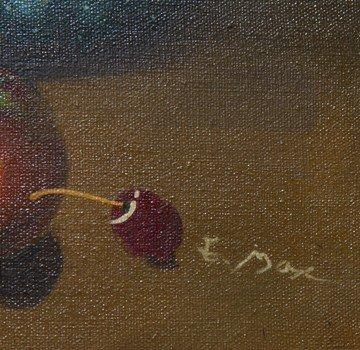 72: E. Max, Still Life, Oil Painting - 2