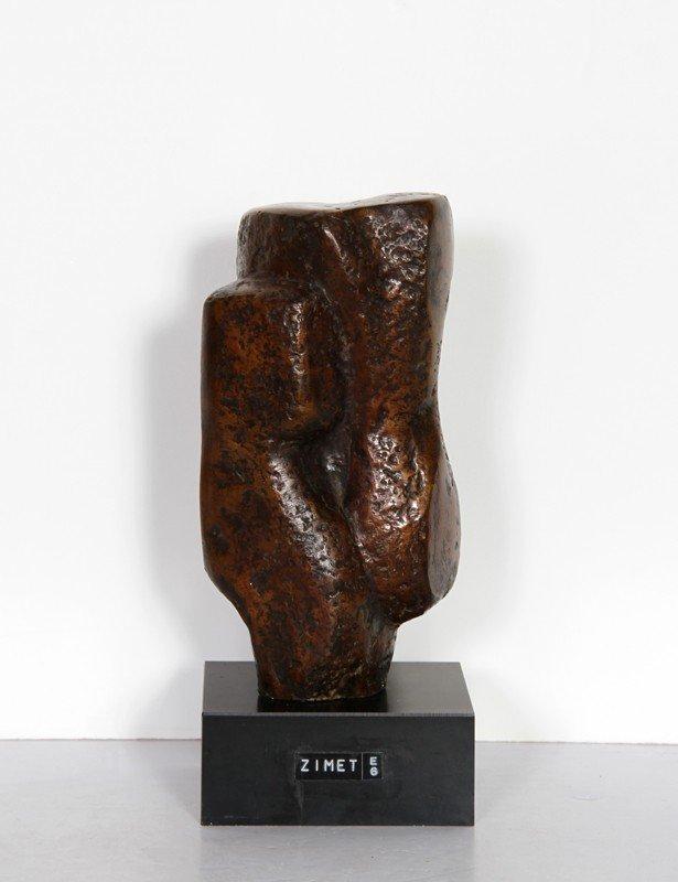 16: Zimet, Bronze