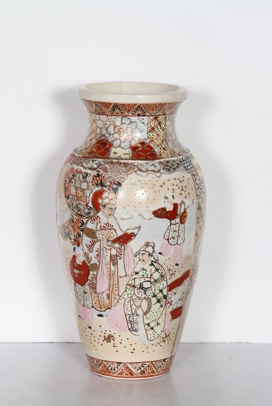 2: Chinese, Porcelain Vase