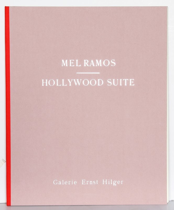 525: Mel Ramos, Hollywood Suite, Suite of 10 Lithograph