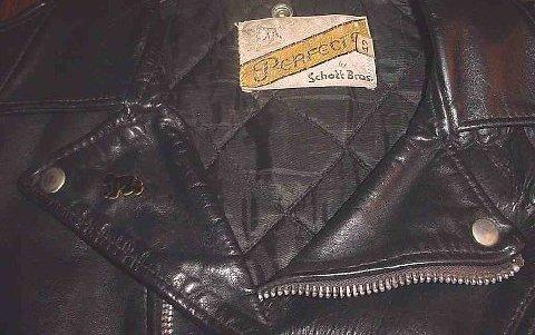 540: Keith Haring, Schott Brothers Motorcycle Jacket, P - 2
