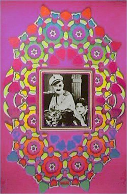 1: Peter Max, Ben Turpin Cameo, Poster