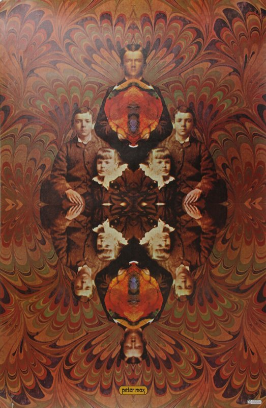 6: Peter Max, Siblings, Poster