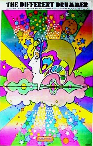 14: Peter Max, The Different Drummer Clothing Store on
