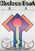 60: Peter Max, Chelsea Bank Poster, Poster