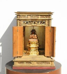 3: Japanese Travel Shrine (Late Edo to Early Meiji Peri