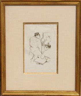 11: Henri de Toulouse-Lautrec, Lithograph