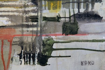 100: Willering Epko, Untitled, Oil Painting  - 2