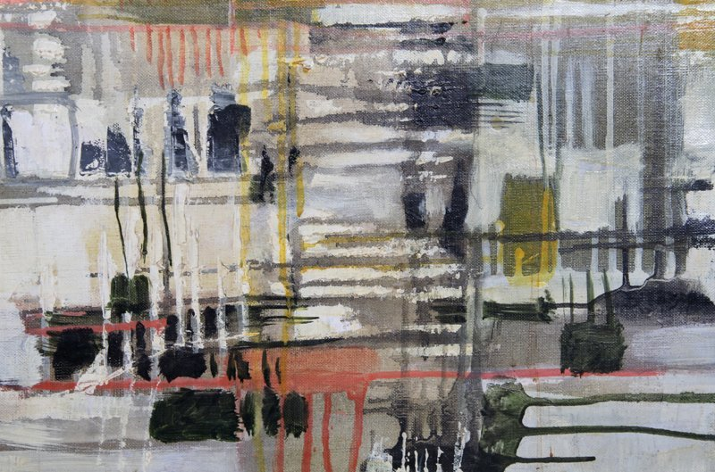 100: Willering Epko, Untitled, Oil Painting  - 3