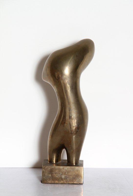 Jean Arp, Woman, Bronze Sculpture - 3