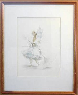 Pablo Roig y Soler, Circus Performer, Lithograph