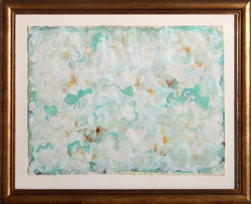 Domenick Turturro, Abstract 1 Watercolor Painting