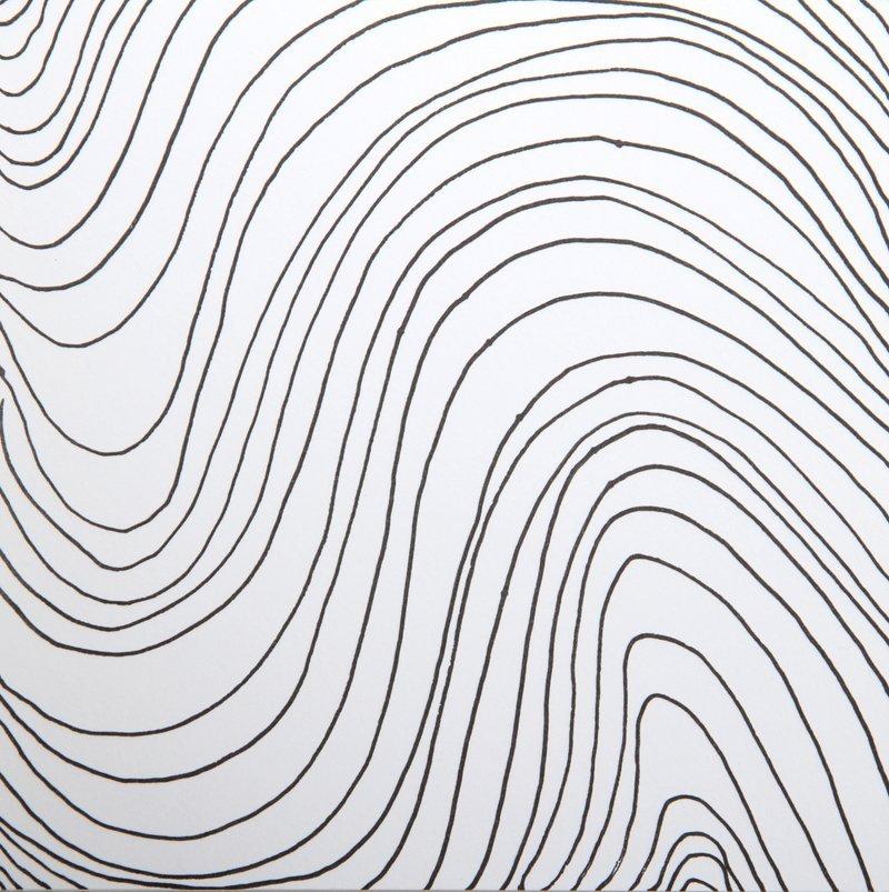 Sol LeWitt, Sculpture Center Portfolio Printed Letterpr