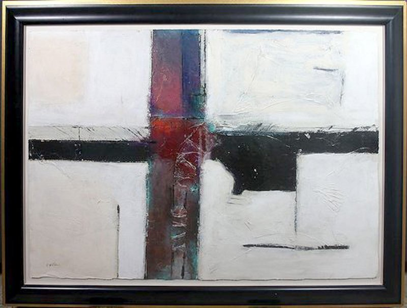 V. Wilkins, Oil Painting