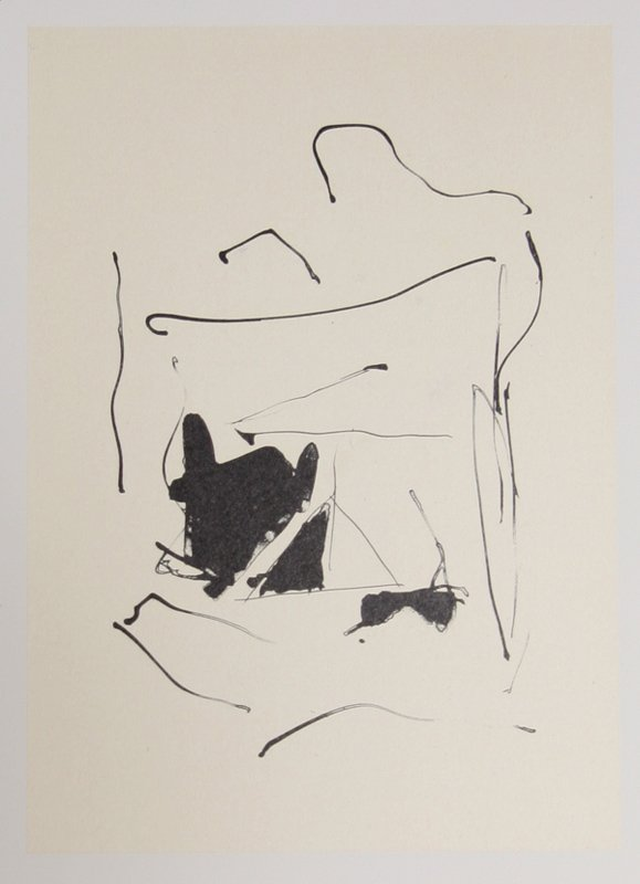 Robert Motherwell, Octavio Paz, Three Poems 13,