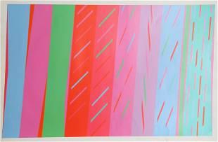 Martin Canin, Untitled, Serigraph