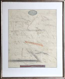 Karl Fred Dahmen, Laffly, Aquatint Etching