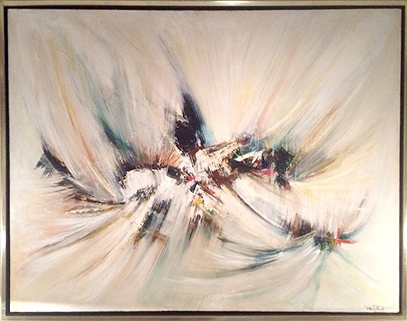 Rita Frost, Abstract, Painting