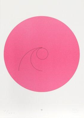 Max Bill, Constellations Vi, Lithograph