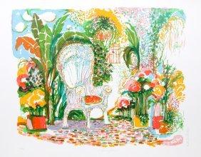 Ronald Julius Christensen, A Special Place, Lithograph