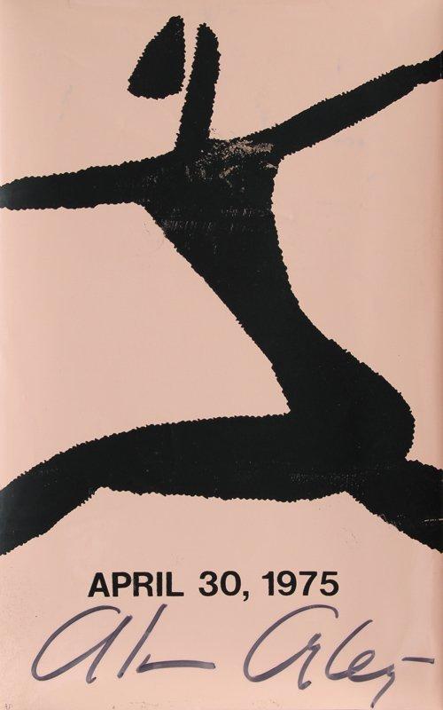 Alvin Ailey, Dancer 5, Silkscreen #