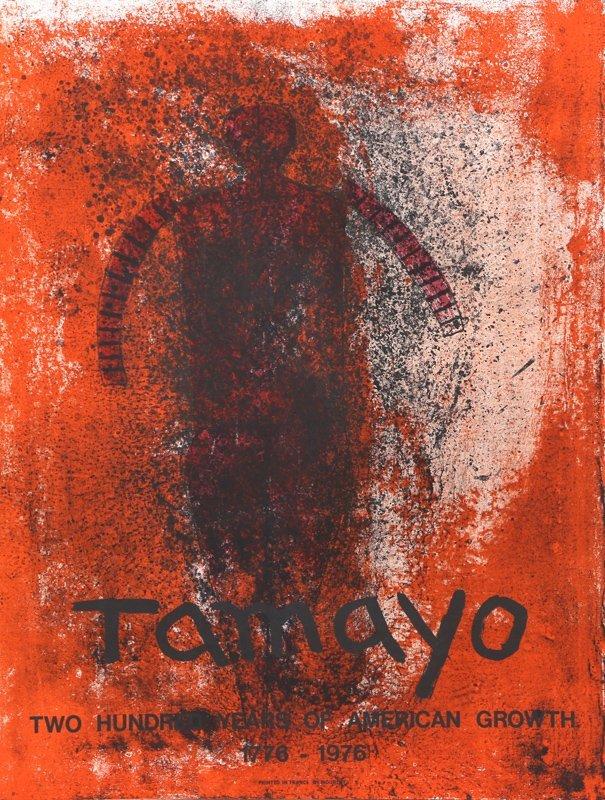 Rufino Tamayo, 200 Years of American Growth 1776-1976,