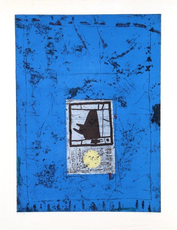 James Coignard, Introduction Sur Bleu, Carborundum