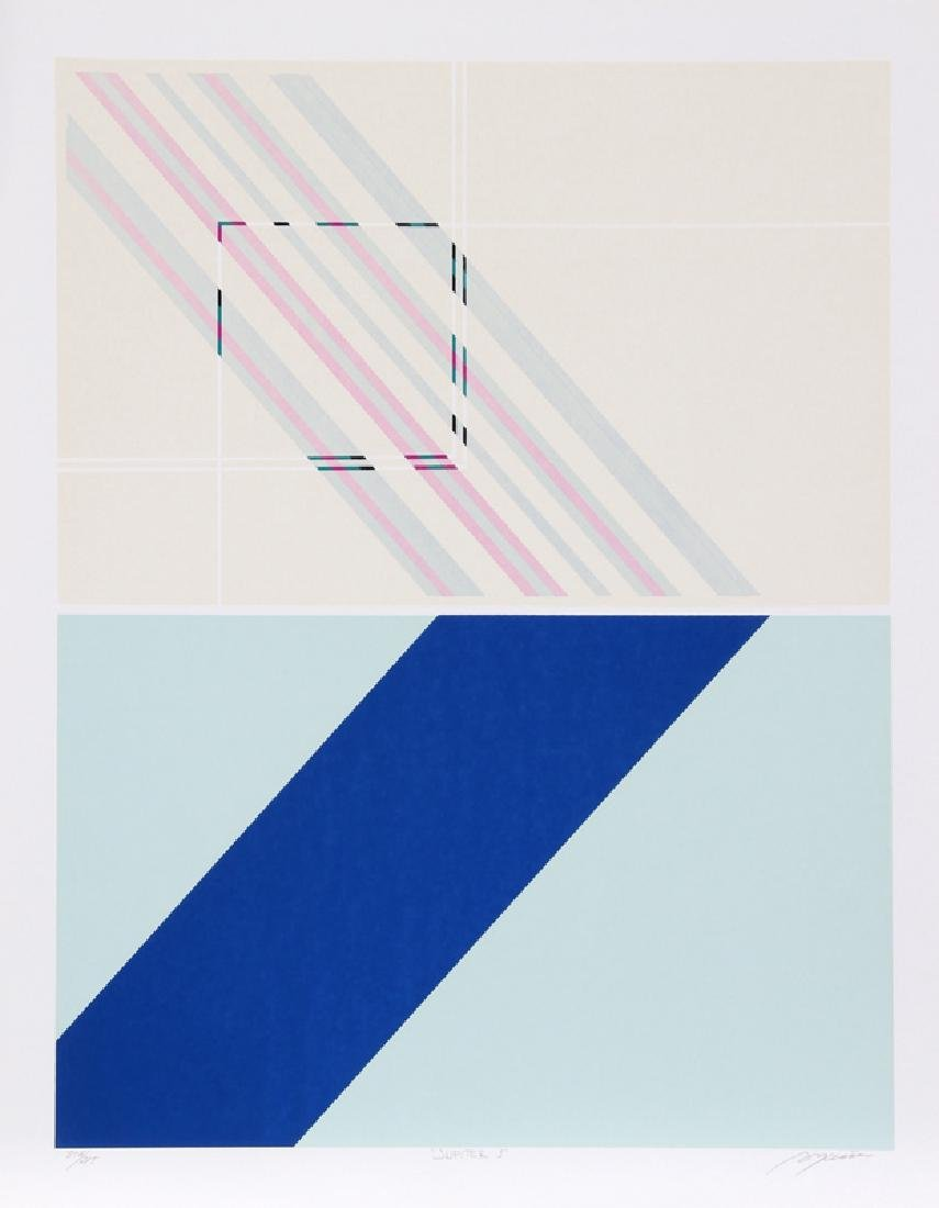 Rafael Bogarin, Jupiter 5, Serigraph