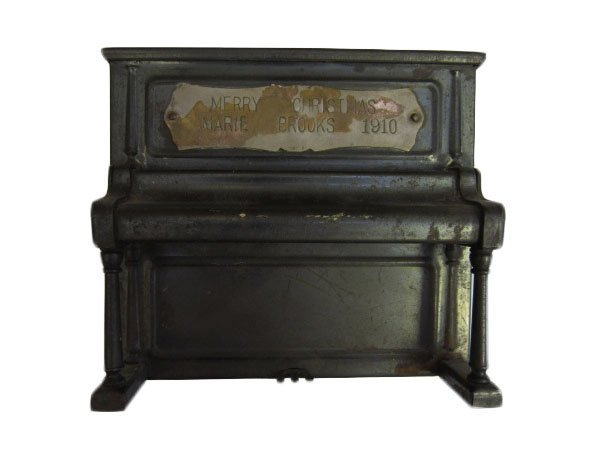 Early 1900's Piano Bank