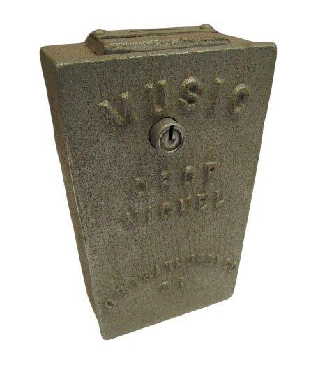Cast Iron Nickel Wallbox