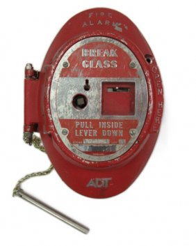 Adt Oval Fire Alarm