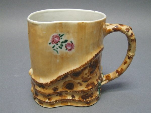 22A: Chinese Porcelain Tankard 18th C.