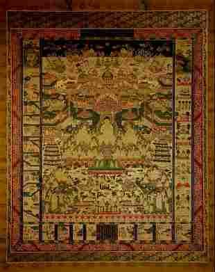 Japanese Buddist Painting