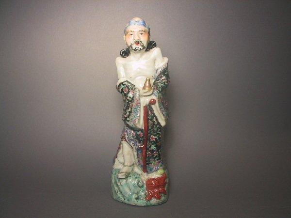 5: Japanese Imari Figure
